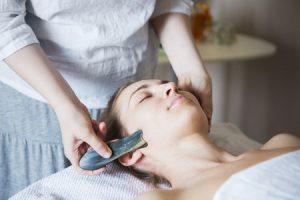 Scraping as Healing: Unearthing the Benefits of Facial Gua Sha