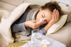 Acupuncture and Cold Season